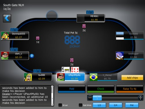 888 poker firewall