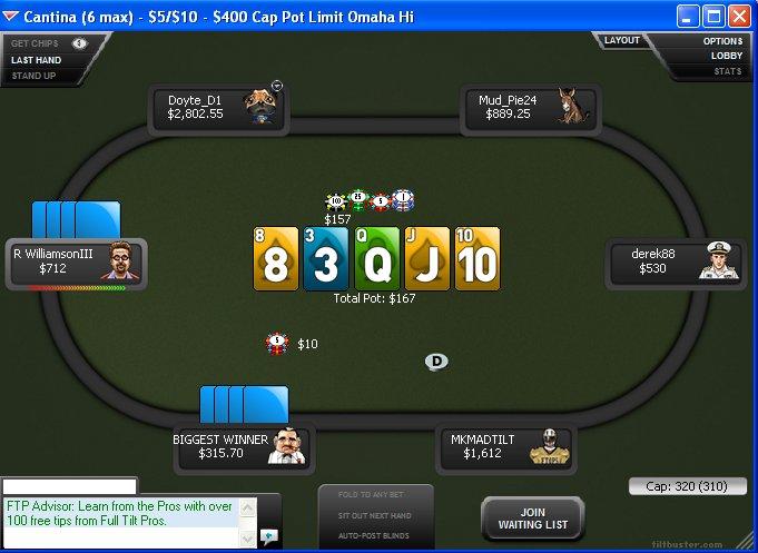 uninstall full tilt poker mac