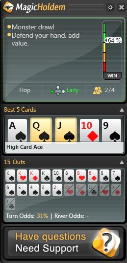 Poker staples hud