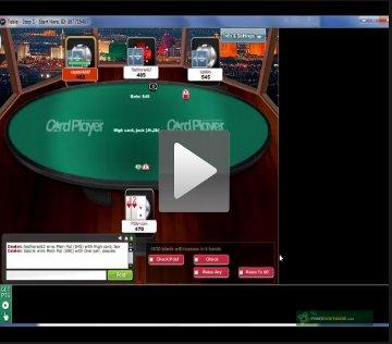 online poker software license